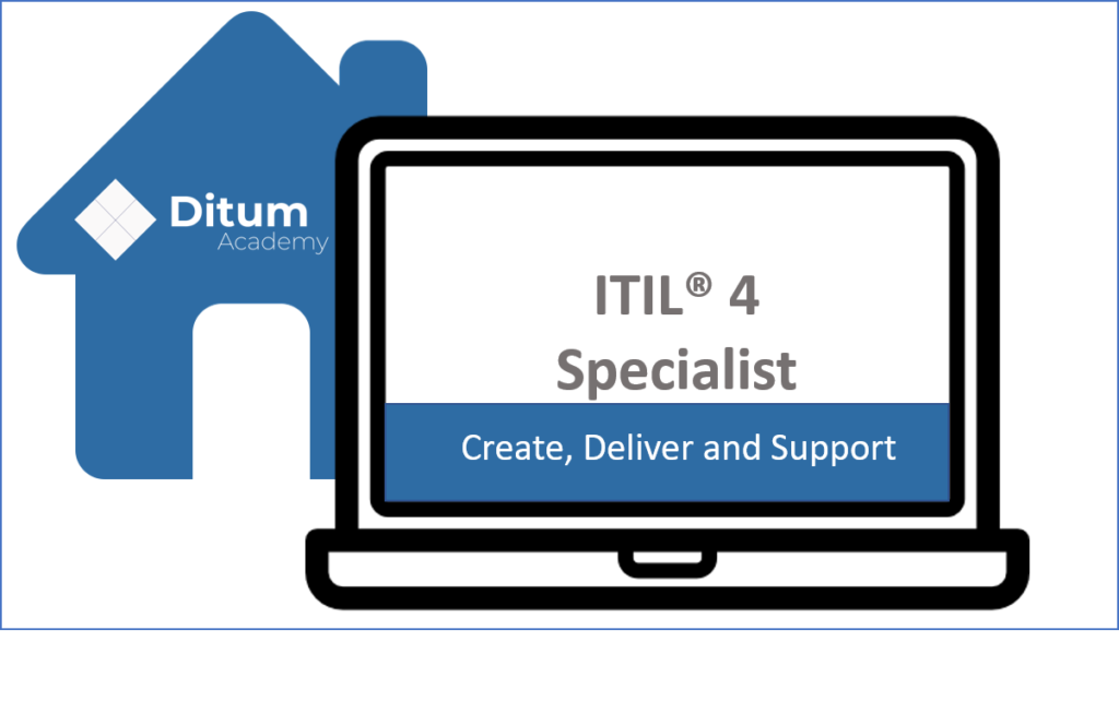 ITIL4 Create deliver and support