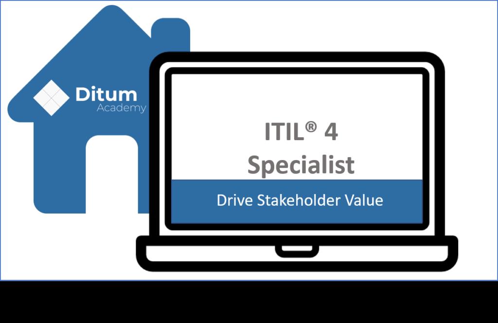 ITIL4 Drive Stakeholder Value