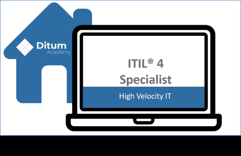 ITIL4 High Velocity IT